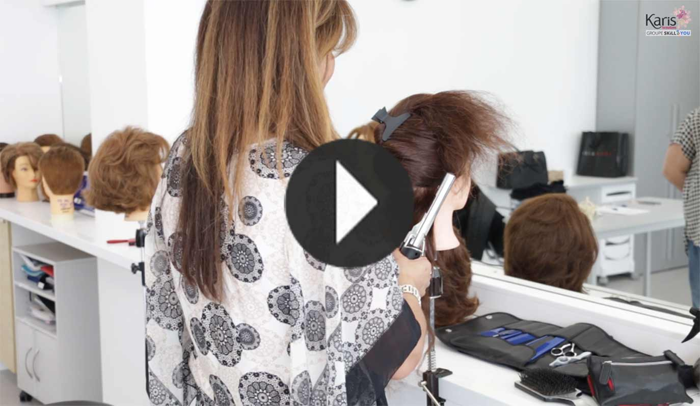 Formation coiffure a distance