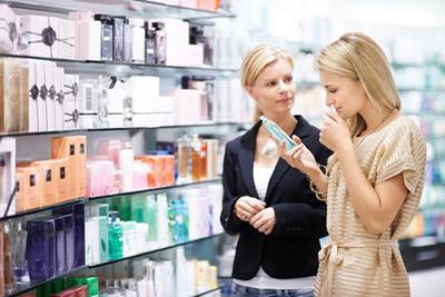 conseiller vendeuse cosmetique parfumerie formation beaut. Black Bedroom Furniture Sets. Home Design Ideas