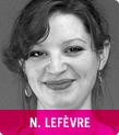 Nathalie Lefevre, formatrice en esthétique