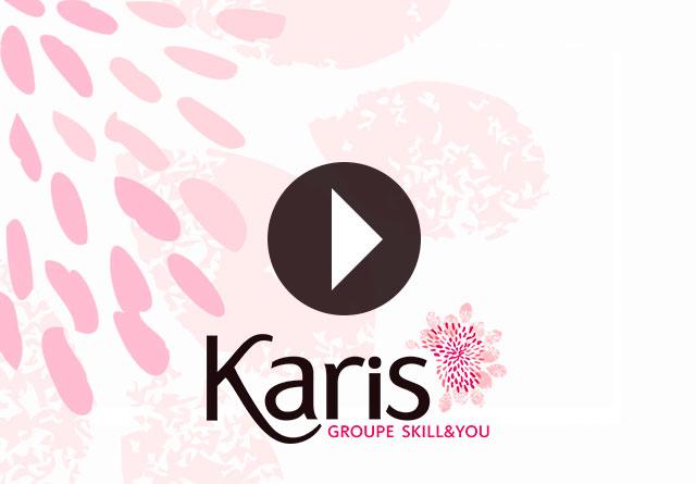 Présentation Karis Formation, l'école de la beauté et du bien-être