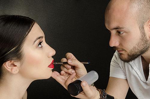 cour de maquillage